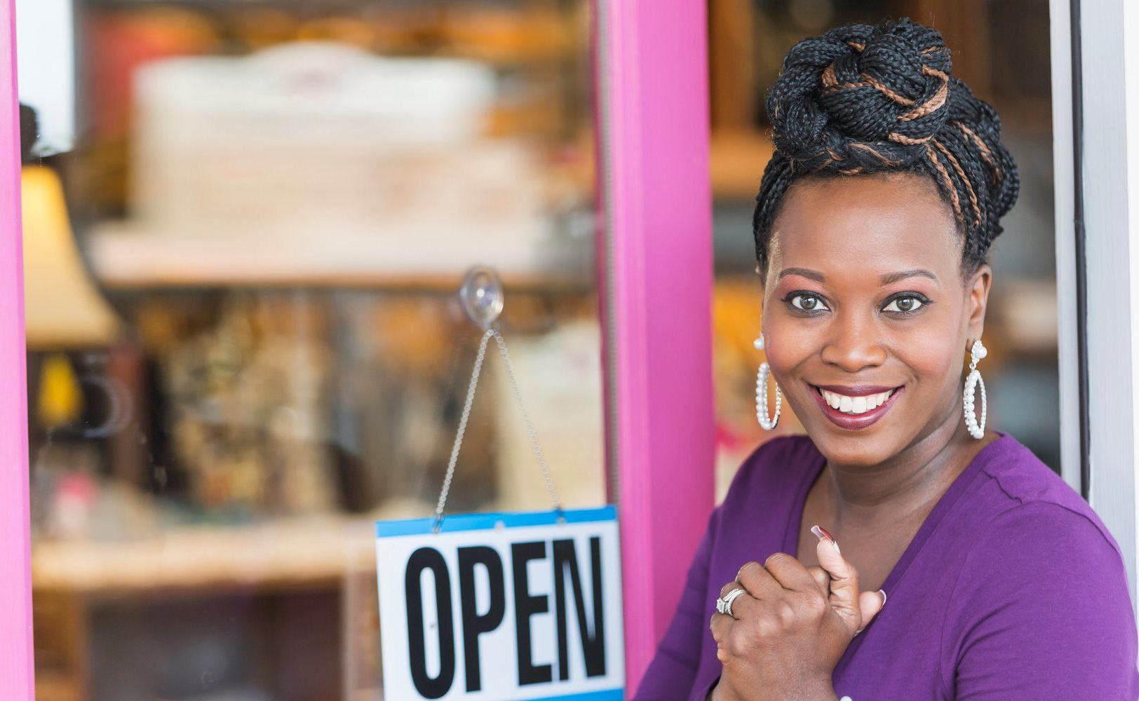 african american business owner